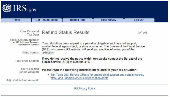 Refund Status ⋆ RefundTalk com