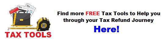 IRS Tax Refund Tools