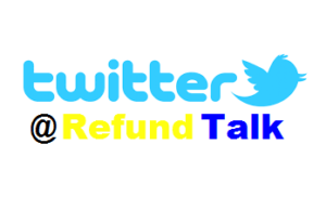 Where's my Refund? - Twitter Page